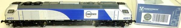 E4001 Europorte Diesellok analog SEUR400116 N 1:160 OVP å *
