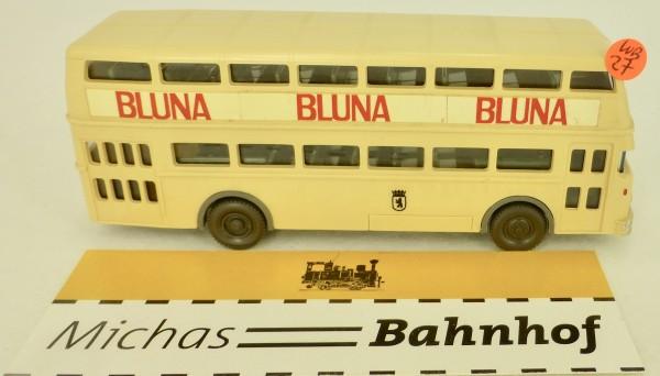 89 Bornholmer Afri Cola BLUNA KleinserieBus D2U Tür zu aus Wiking H0 1:87 WB27 GD4 å
