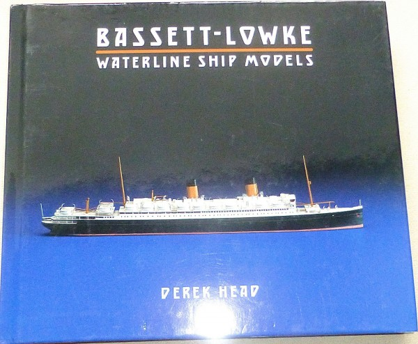 Bassett Lowke Waterline Ship Models Derek Head å *