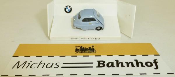 BMW Isetta weißblau IMU EUROMODELL H0 1/87 OVP # GA5 å