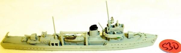 Minensucher Neptun 1082 Schiffsmodell 1:1250 SHP530 å *