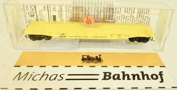 MICRO TRAINS 45070 Union Pacific 58290 50' Flatcar Fishbelly Side N 1:160 #125L å
