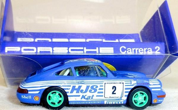 Porsche HJS Kat Nr2 Supercup IMU EUROMODELL 00208 H0 1:87 OVP # HO1 å