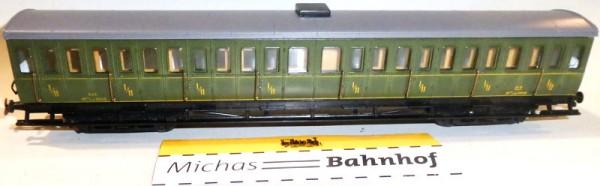 France Trains EST I/II Abteilwagen grün AB7 H0 1:87 å