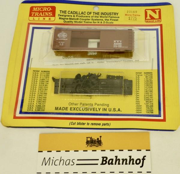 BLISTER KIT NYC 70099 Kit Micro Trains 23169 OVP 1:160 å