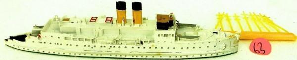 Schwerin Mercator M520 Schiffsmodell 1:1250 #63 å *