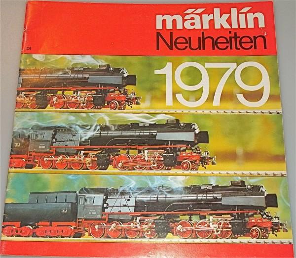Märklin Neuheiten 1979