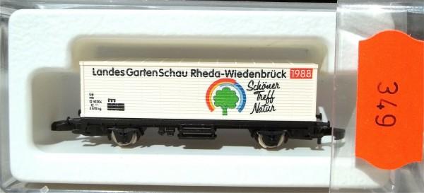 Rheda-Wiedenbrück Containerwagen, Kolls 88705 Märklin 8615 Spur Z 1/220 *349*# å