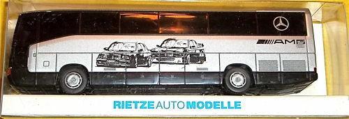 AMG Mercedes O 404 RHD BUS RIETZE 60051 H0 1/87 OVP Å