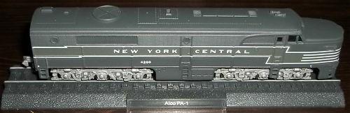 Alco PA-1 New York Central Standmodell N 1/160 UP2 å