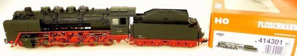 Fleischmann 414301 BR 43 Dampflokomotive DRG Ep2 DSS NEM 651 H0 1:87 OVP HV2 µ *