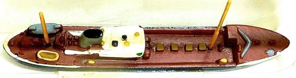 Zephyros Hansa Schiffsmodell 1:1250 SHP473 å *