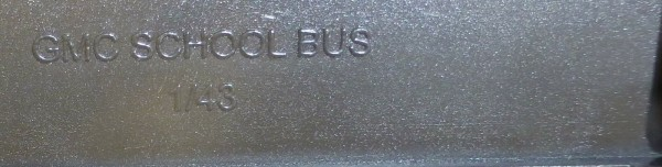 GMC 6000 SCHOOL BUS Schulbus Loysville US IXO für Hachette 1:43 NEU OVP HB2µ*