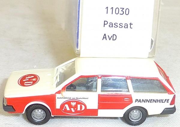 VW Passat AVD Pannenhilfe IMU EUROMODELL 11030 H0 1:87 OVP # LL1 å