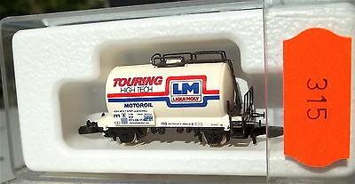 LM Touring H-T Motoröl, Kesselwagen Kolls 88716 Märklin 8612 Z 1/220 *315*