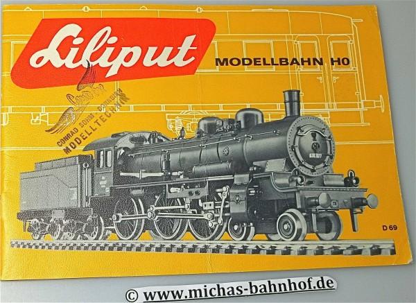Liliput Katalog D 69 å