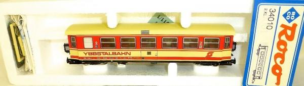 ÖBB AB4ipho/s 2100 Personenwagen 1- 2te Klasse Schmalspur Roco 34010 OVP H0e å *