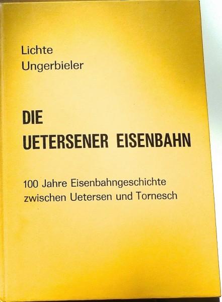 Die Utersener Eisenbahn 100 Jahre Tornesch Lichte Ungerbieler HB3 å *