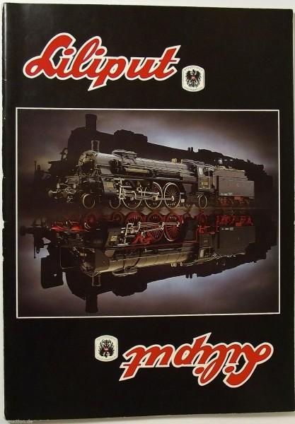 Liliput Katalog 1984 å *