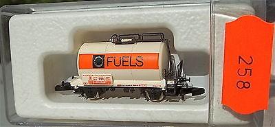 Klöckner Fuels, Kesselwagen Kolls 88709 Märklin 8612 Z 1/220 *258*