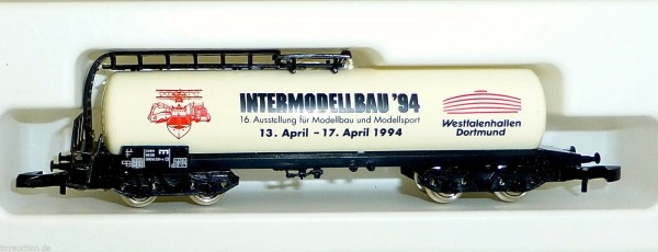 Intermodellbau 1994 Kesselwagen Kolls 94702 Märklin 8626 Spur Z 1/220 *1046* å