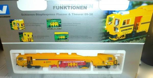 Schienen Stopfexpress DIG SOUND Strukton Plasser Theurer Viessmann 26095 #Q *