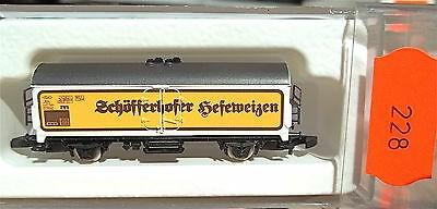 Schöfferhofer Hefeweizen Kolls 87007 Märklin 8600 Spur Z 1/220 *228* å