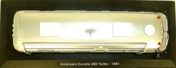 Airstream Excella 280 Turbo - 1981 Atlas 1:43 OVP NEU ACCAM003 Wohnmobil U'H µ *