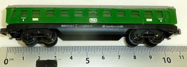 DB Personenwagen grün ARNOLD rapido 200 Spur N HS4 å *