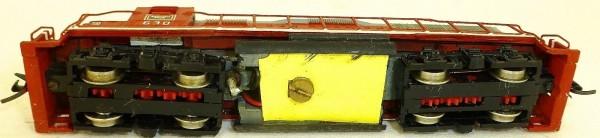 Burlington GP 40 630 Diesellok N 1:160 å *