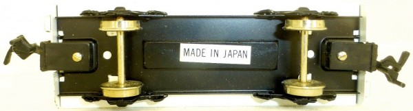 Kühlwagen weiß 12035 2achsig Metall JAPAN TER H0 1:87 å *