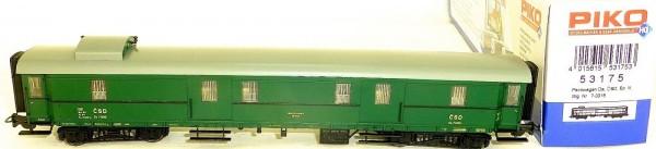 CSD Packwagen Da Wg Nr 7-0016 EpIII Piko 53175 H0 1:87 OVP LK1 µ *