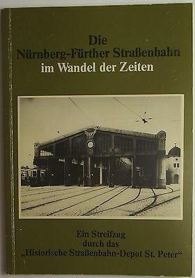Die Nürnberg Fürther Straßenbahn im Wandel der Zeiten S 105 å