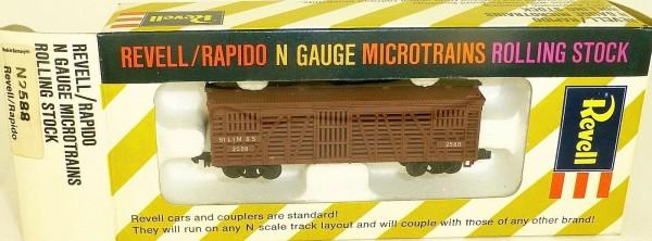 St LIM & S 2588 Güterwagen Revell rapido microtrains N-2588 OVP HT5 å *