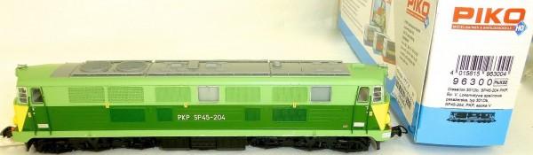 PKP SP45-204 Diesellok Ep5 301Db PluX22 PIKO 96300 H0 1:87 NEU OVP HT2 µ *
