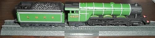 LNER FLying Scotsman Standmodell N 1:160 UP-UQ å *