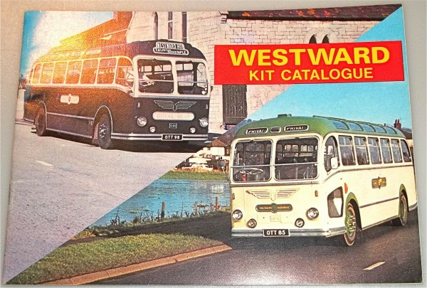 WESTWARD Kit Catalogue 1975/76