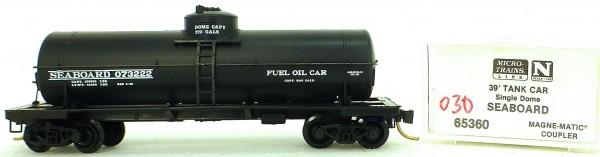 Micro Trains Line 65360 Seabord 073222 39' Single Dome Tank Car 1:160 OVP #i030 å