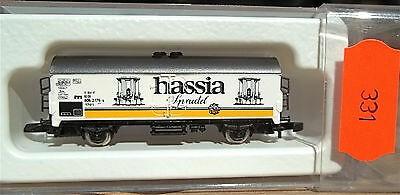 Hassia Sprudel Kolls 88009 Märklin 8600 Spur Z 1:220 331 å