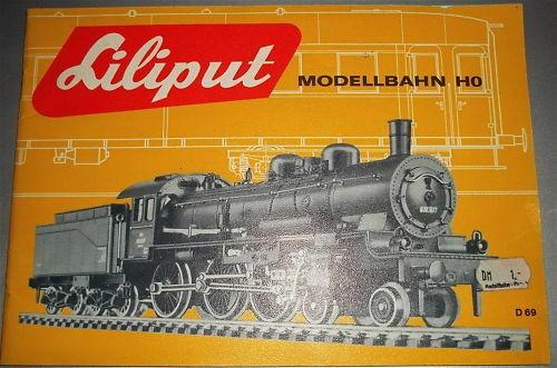 1969 Liliput Katalog
