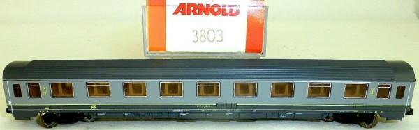 FS DZug Personenwagen B 61 83 19-90 118-6 ARNOLD 3803 N 1:160 OVP å *
