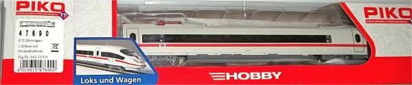ICE 3 Personenwagen 1te Kl PIKO 47690 TT NEU HK5 µ *