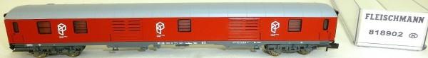 RENFE PAQUEEXPRESS Postwagen EpV Fleischmann 818902 N 1:160 OVP HR4 µ *
