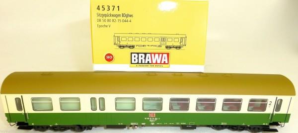 Sitzgepäckwagen BDghws DB EpV 50 80 82-15 044-4 BRAWA 45371 H0 1:87 NEU HH4 µ *