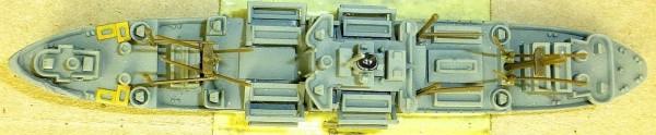 Talladega HANSA 73 Schiffsmodell 1:1250 SHPX06 å *