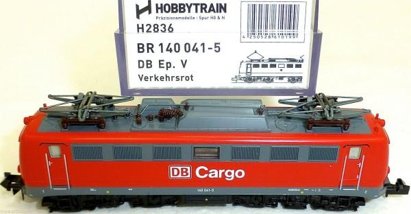 BR 140 041 5 Ellok DB CARGO DB EpV Hobbytrain H2836 N 1:160 OVP HQ2 µ