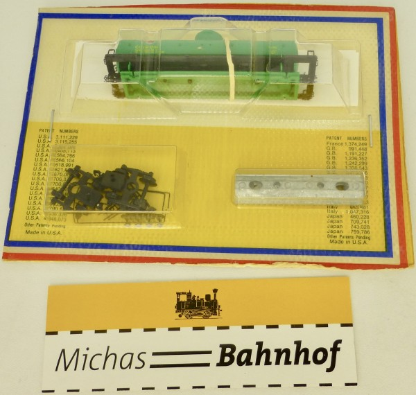 BLISTER KIT CGW 264 Kesselwagen Kit Micro Trains 65319 OVP 1:160 å