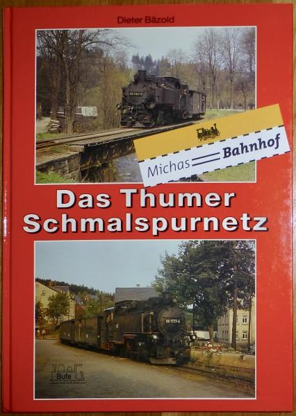 Das Thuner Schmalspurnetz Bätzold BUFE HU5 å *
