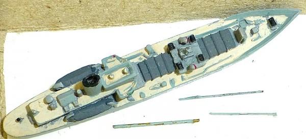 KT 1-54 M196 Schiffsmodell 1:1250 SHP∑31 å *