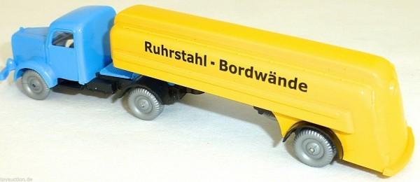 Ruhrstahl Tanksattelzug Mercedes IMU 1:87 H0 å